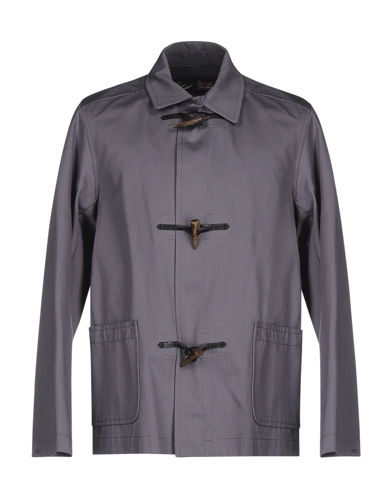 GLOVERALL Jacket in Grey