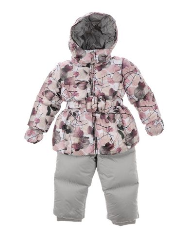 ADD Baby Skianzüge und -overalls Hellgrau Größe 6 100% Polyester