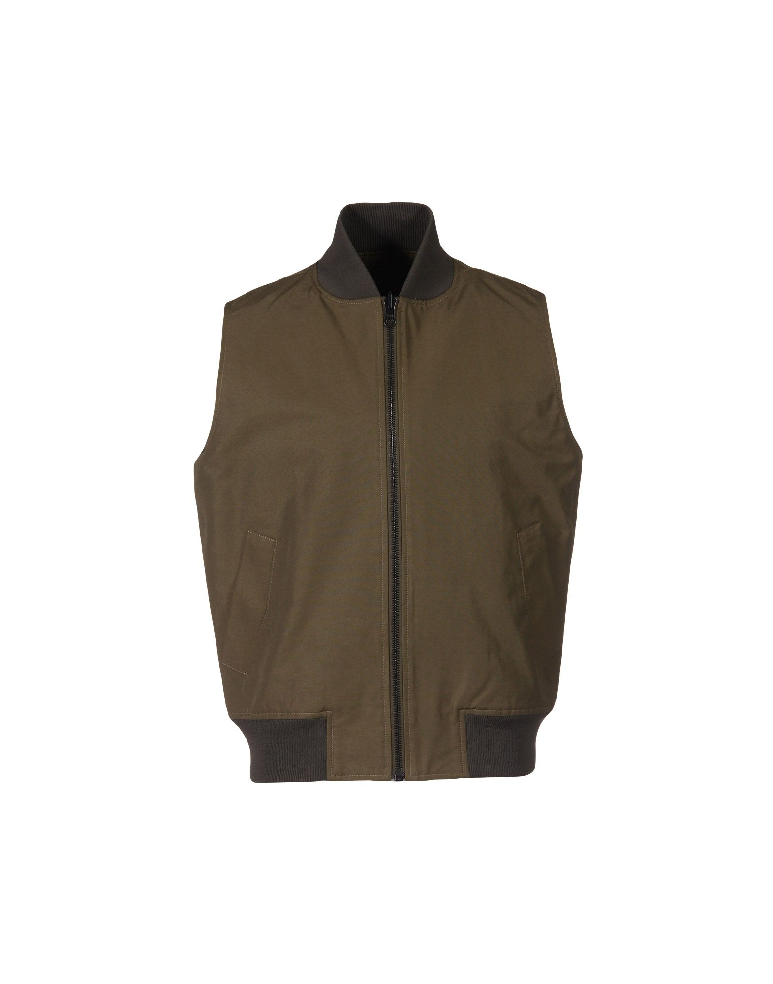 CADET Jackets in Military Green