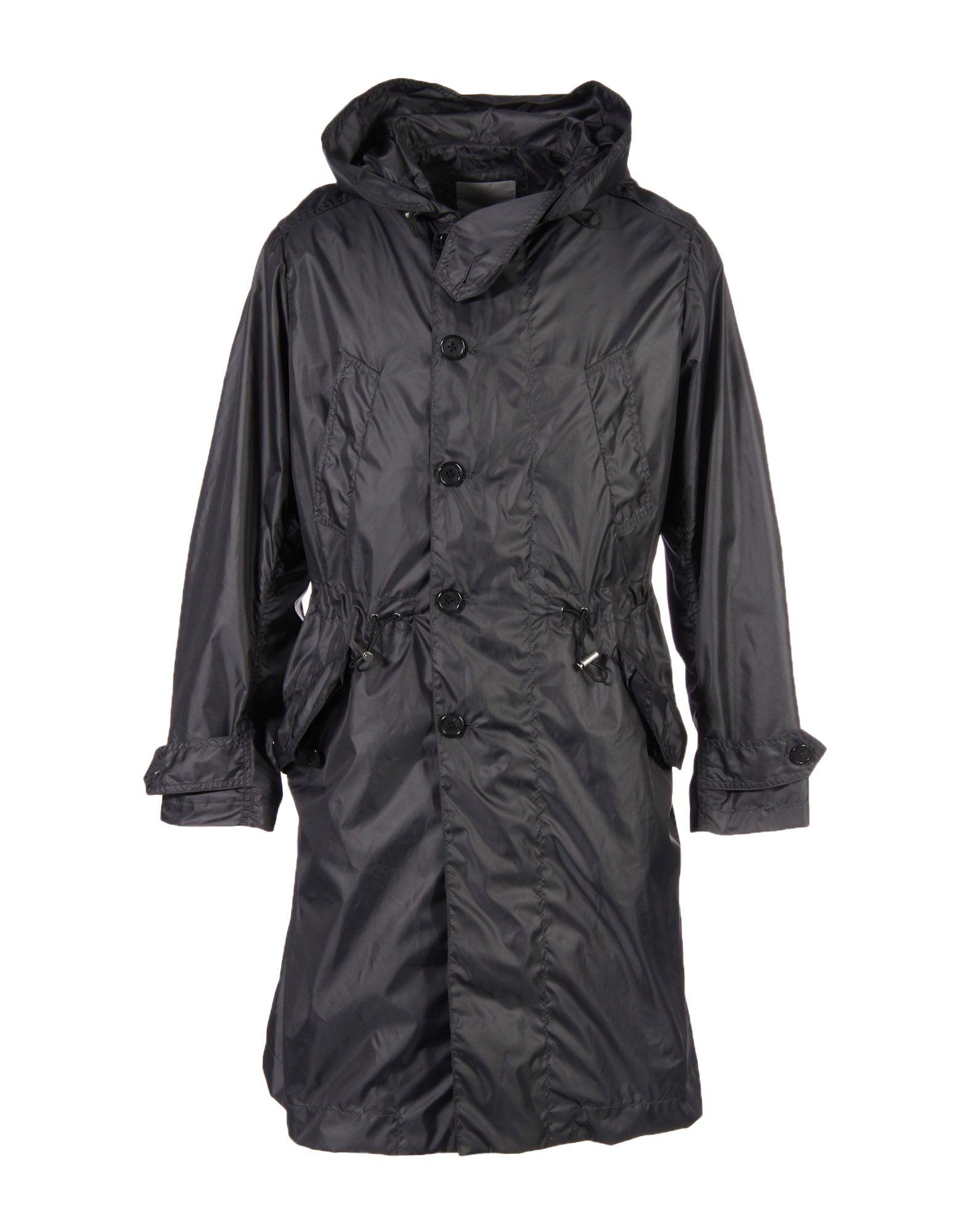 CADET Overcoats in Lead