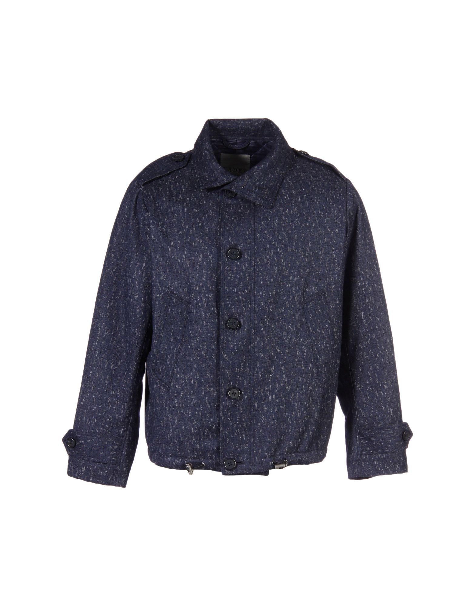 CADET Jackets in Dark Blue