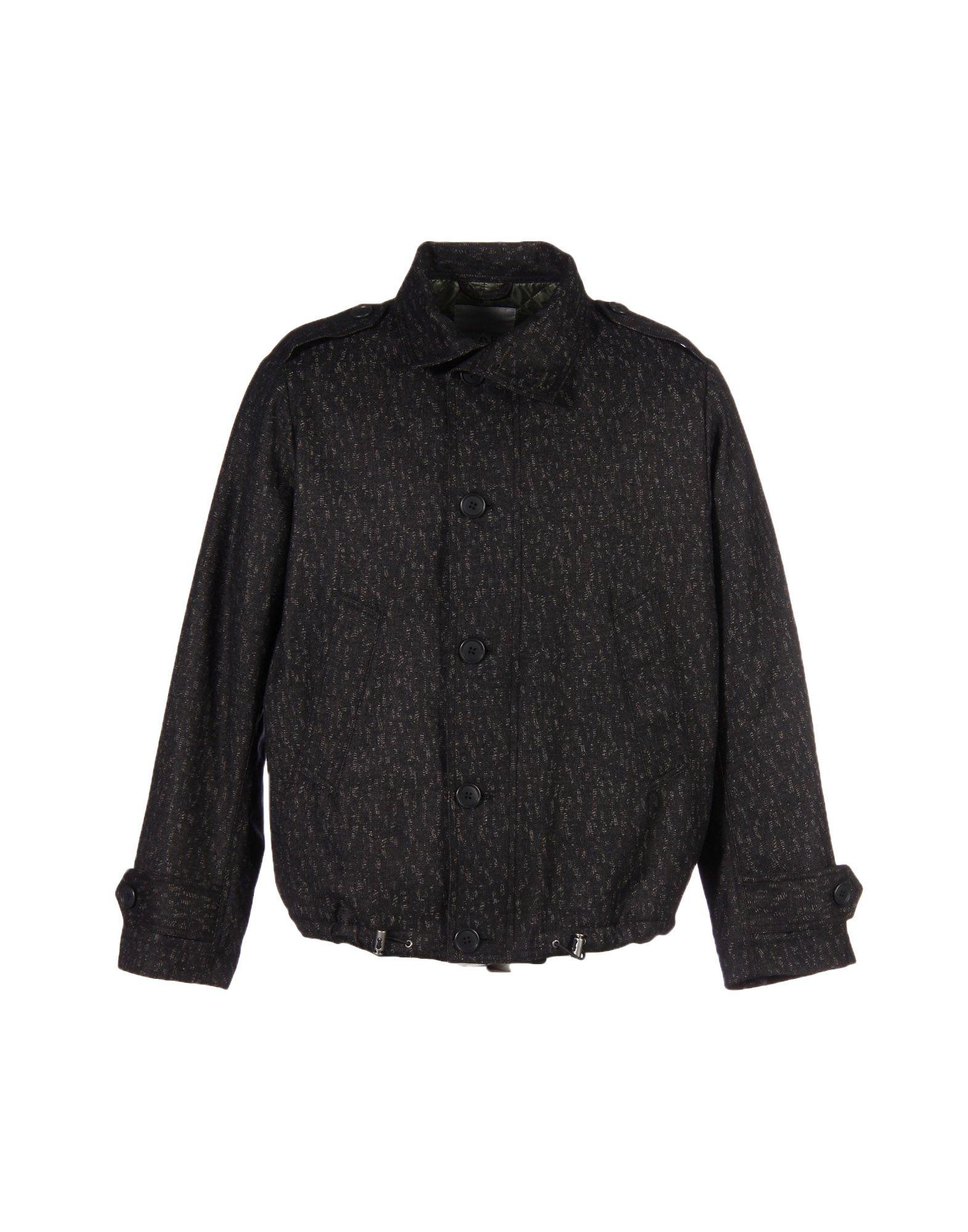 CADET Jackets in Steel Grey