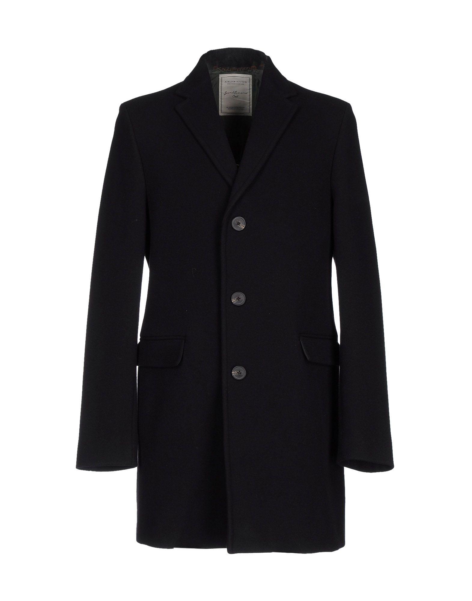 ATELIER SCOTCH Пальто цена и фото