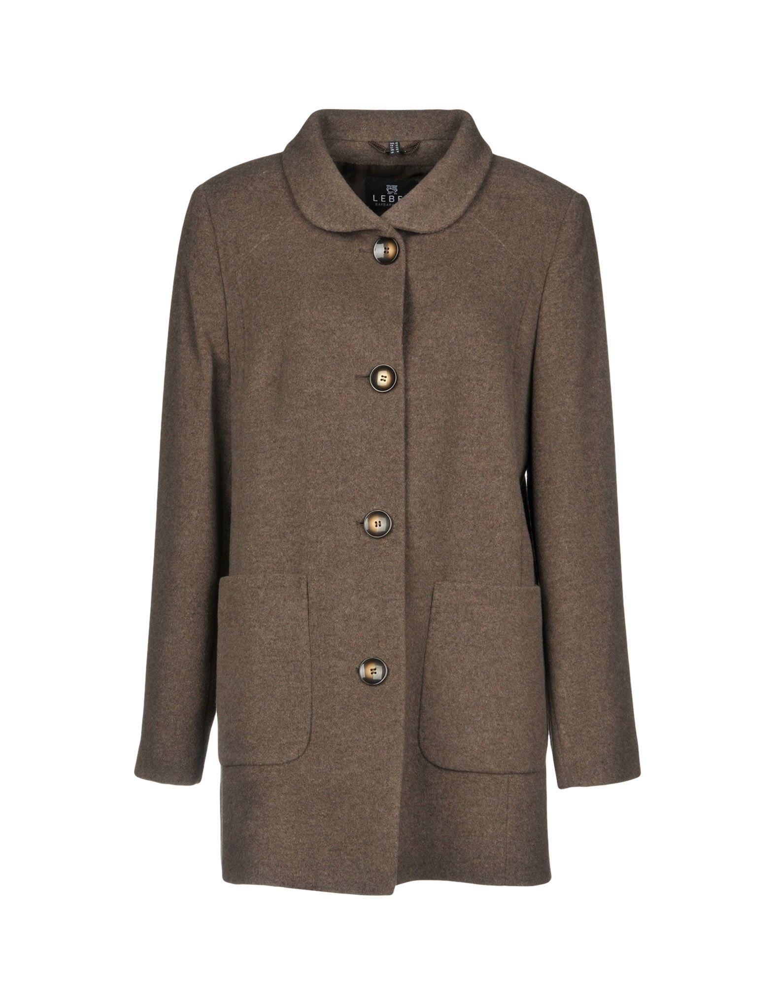 BARBARA LEBEK Пальто barbara lebek пальто