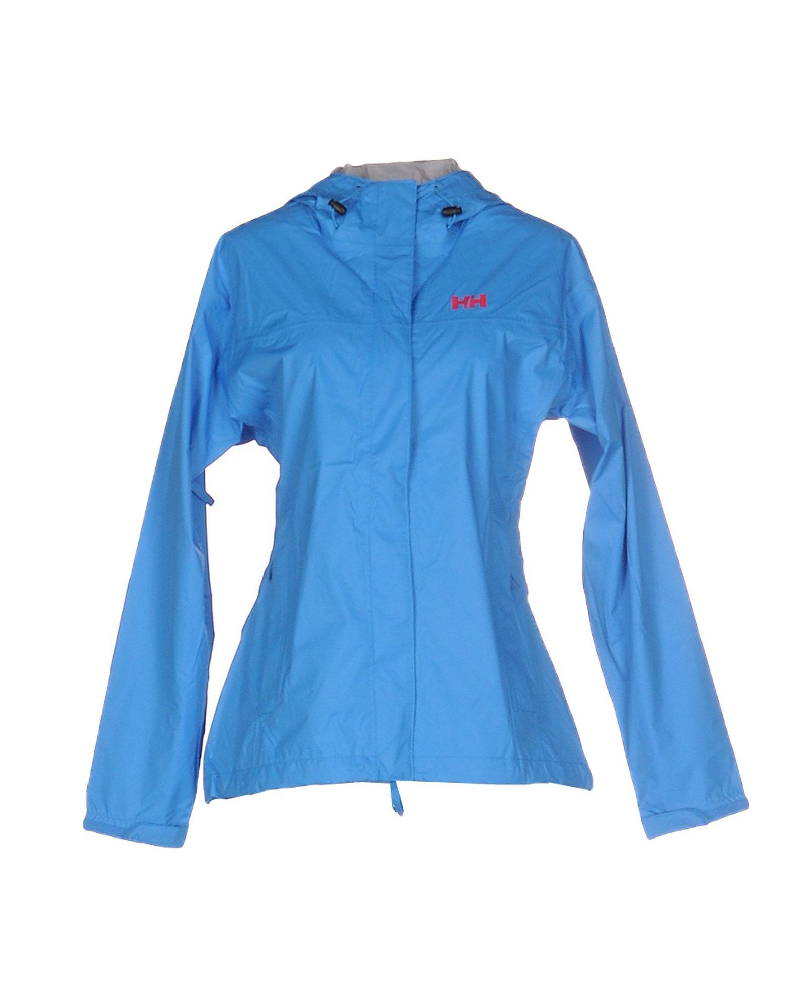 Jackets in Azure
