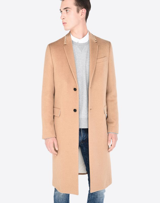 Rockstud Untitled Coat