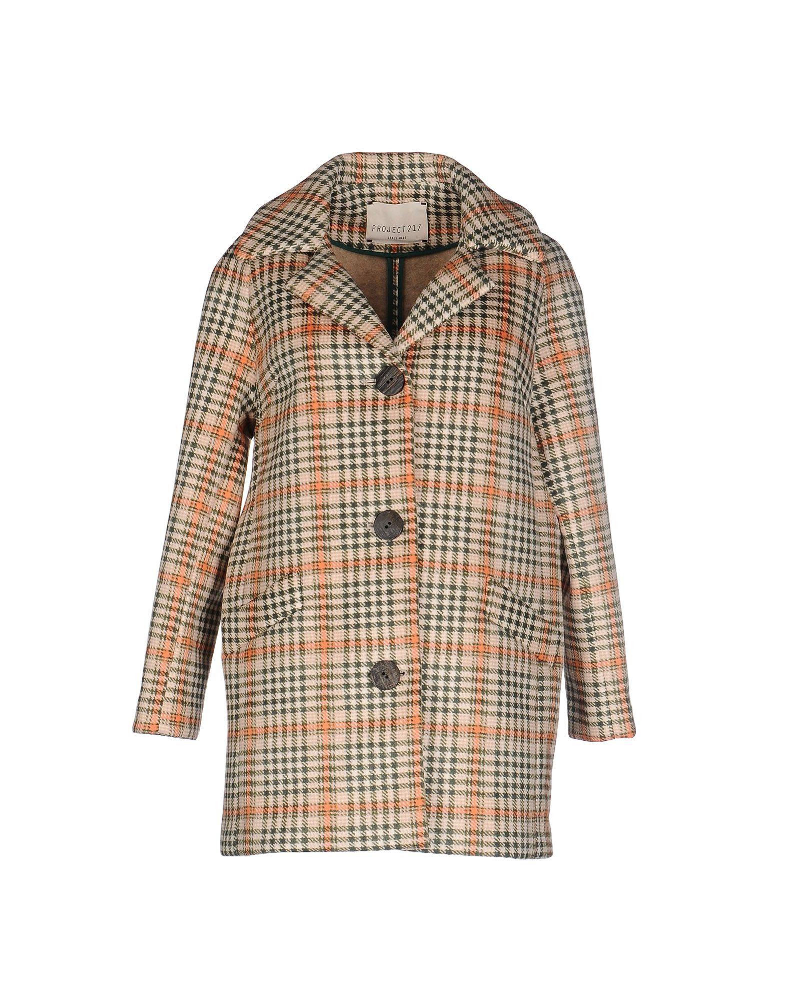 PROJECT 217 Пальто