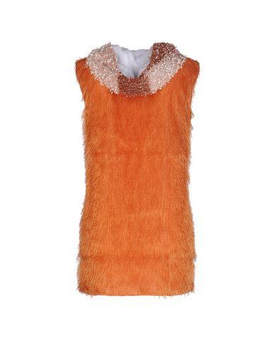 Фото 2 - Женскую куртку ORTYS OFFICINA MILANO оранжевого цвета