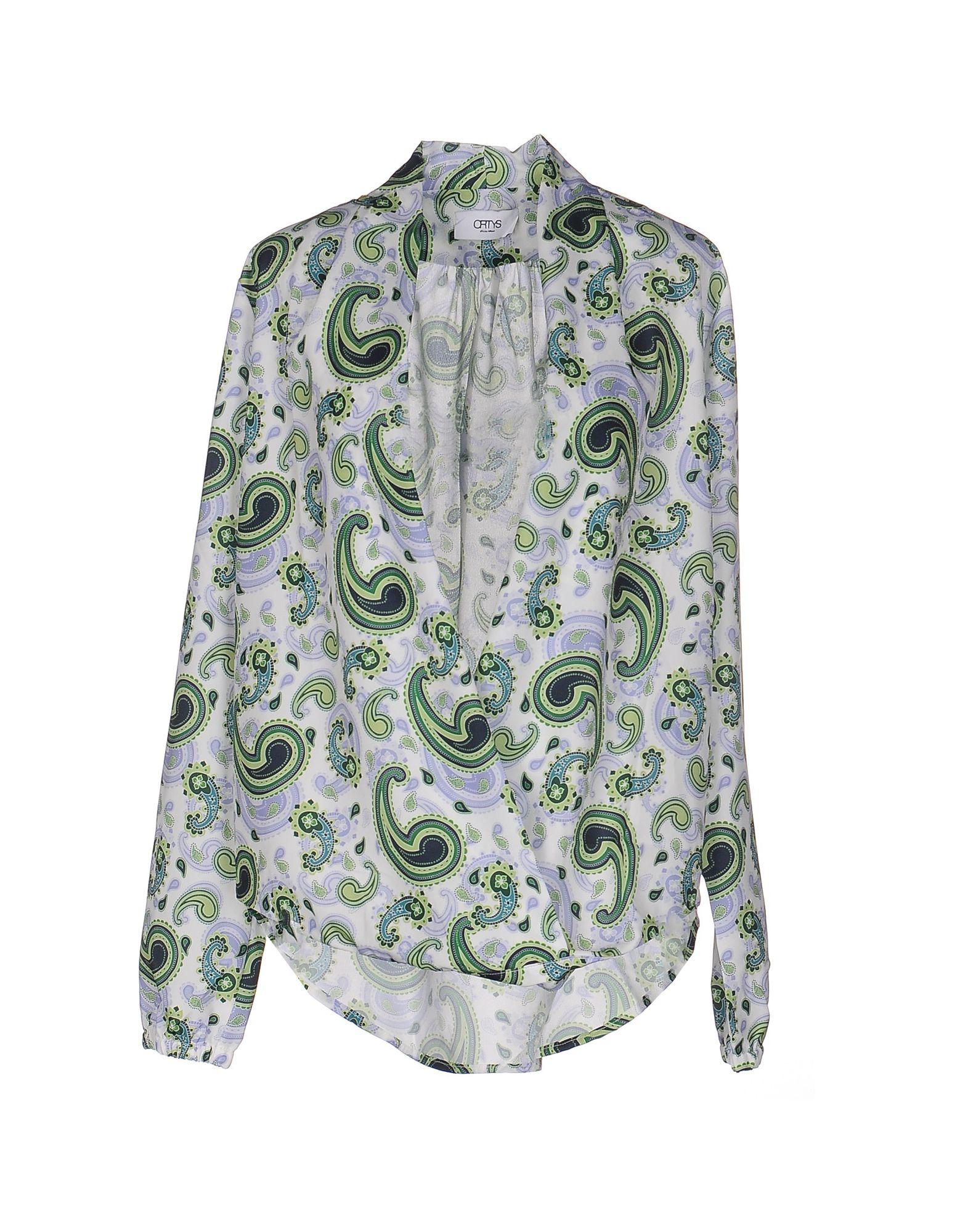 цены на ORTYS OFFICINA MILANO Блузка в интернет-магазинах