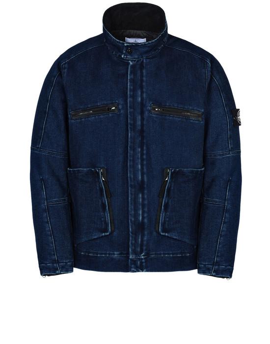 STONE ISLAND Denim outerwear 42234 POLYPROPYLENE DENIM