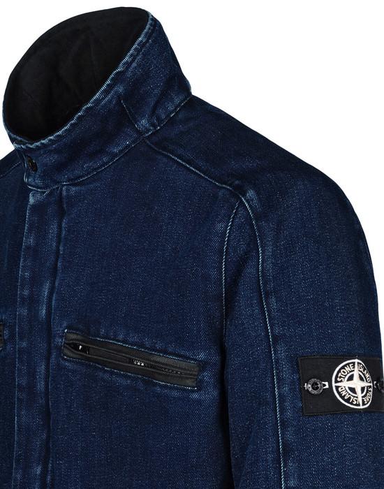exzellente Qualität bester Wert üppiges Design Denim Outerwear Stone Island Men - Official Store