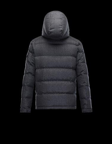 moncler uomo giacche hoodie grey