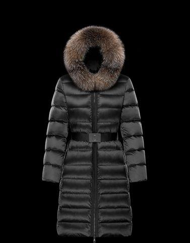 Moncler TINUVIEL, Vestes longues pour Femme   Boutique en ligne ... 151bd0d47be