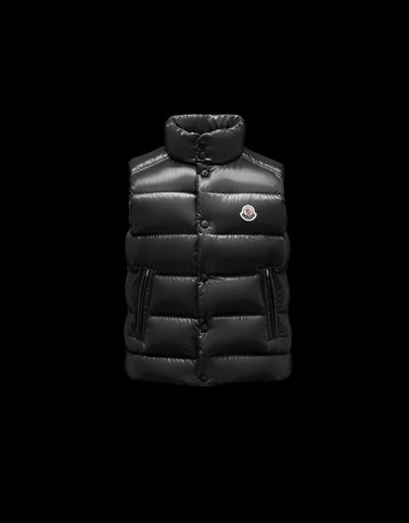 TIB Black Category Waistcoats Man