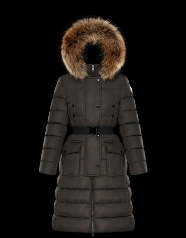 MONCLER KHLOE - Long outerwear - women