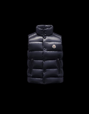 TIB Dark blue Category Outerwear Man
