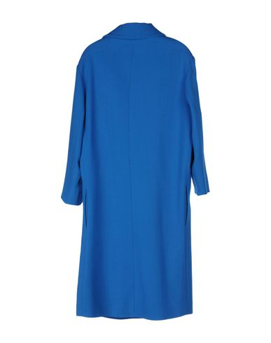 Фото 2 - Легкое пальто лазурного цвета
