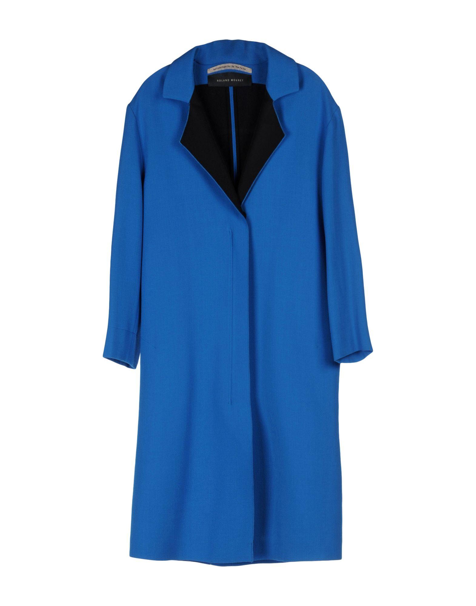 ROLAND MOURET Легкое пальто roland mouret легкое пальто