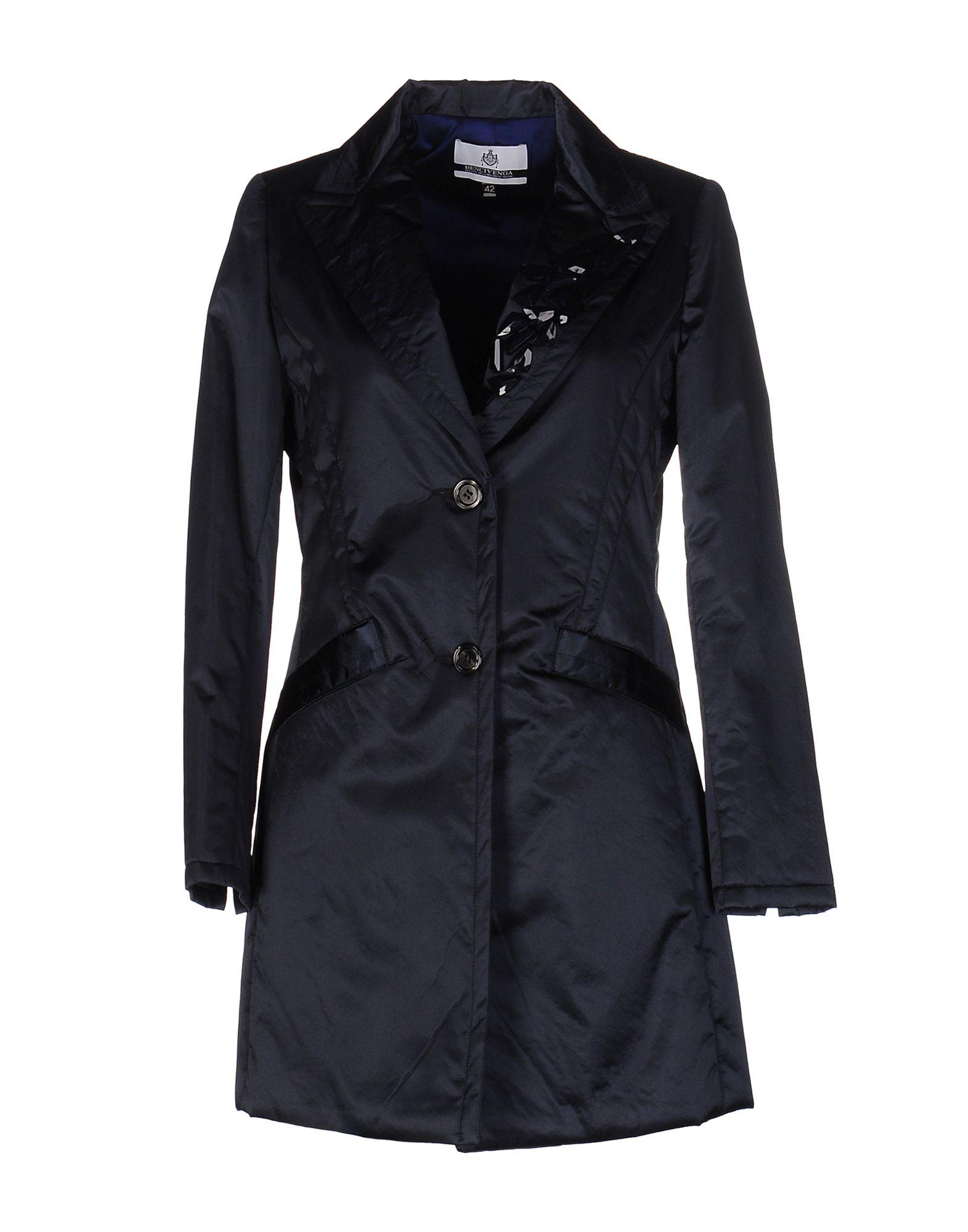цена BENCIVENGA COUTURE Пальто онлайн в 2017 году