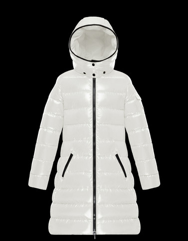 MOKA White Category Outerwear Woman