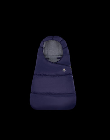 SLEEPING BAG Dark blue For Kids
