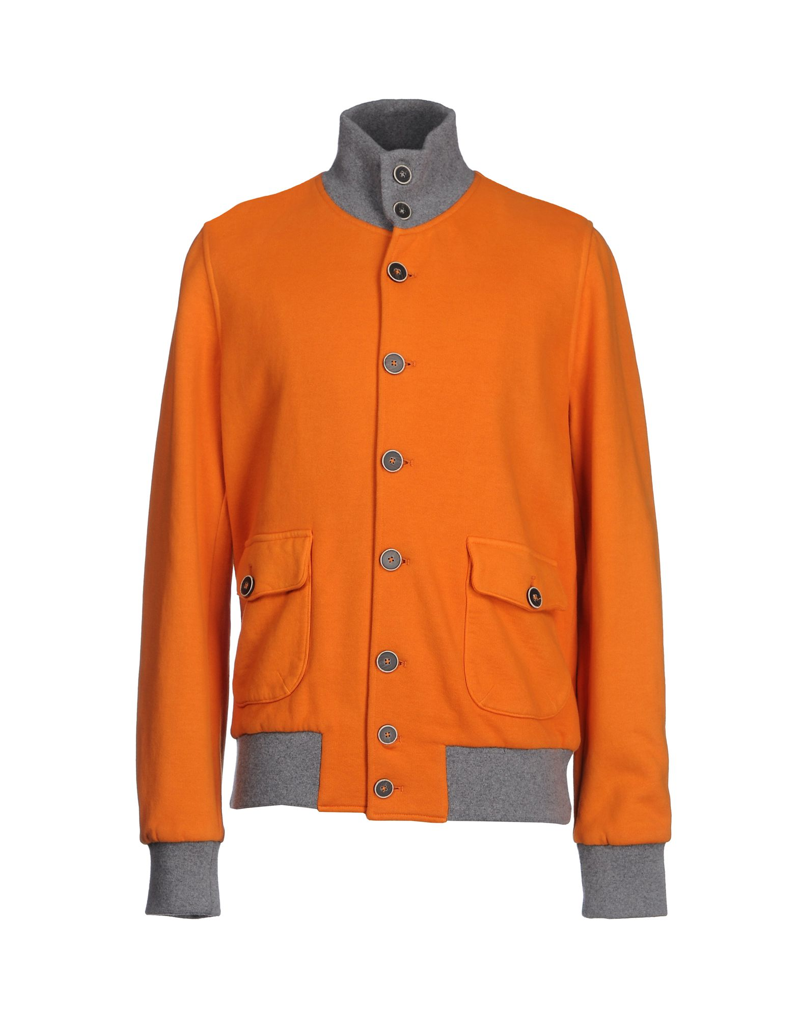 CAPOBIANCO Bomber in Orange