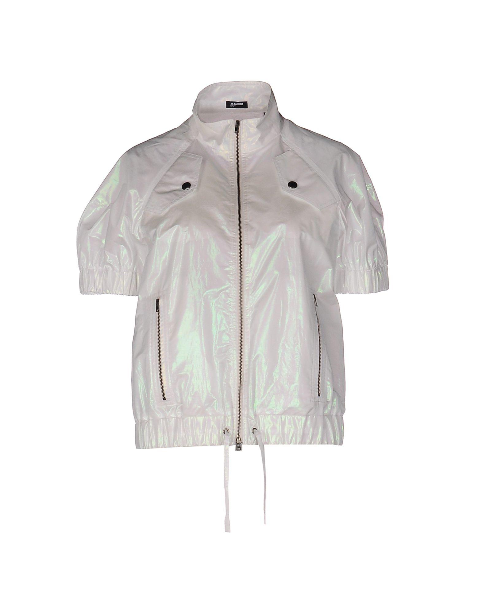 JIL SANDER NAVY Куртка куртка everlast hooded bubble navy купить
