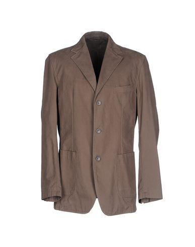 Фото - Мужской пиджак KEN BARRELL свинцово-серого цвета