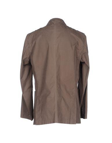 Фото 2 - Мужской пиджак KEN BARRELL свинцово-серого цвета