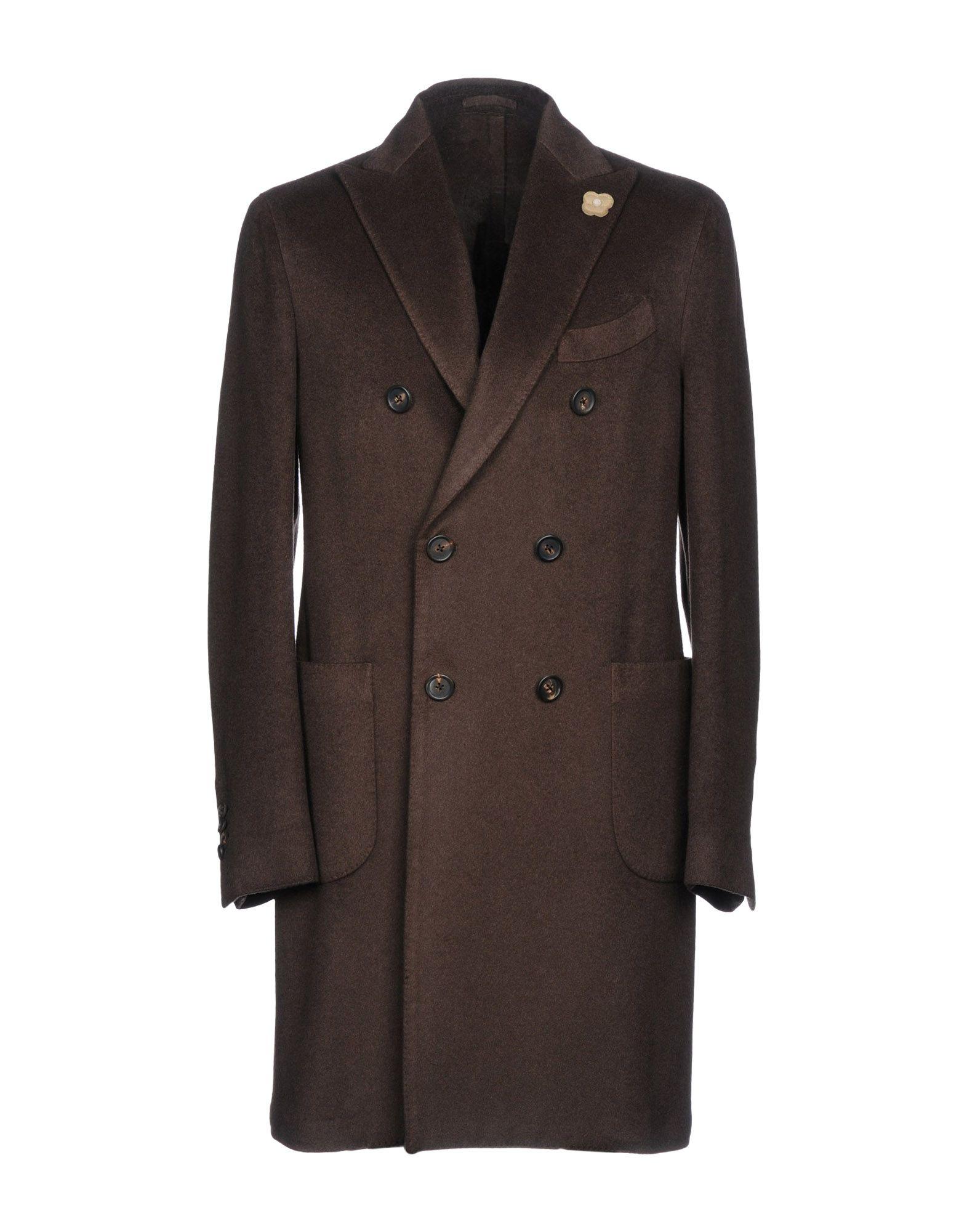 LARDINI Пальто пальто