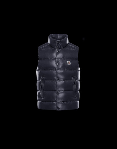TIB Dark blue Category Waistcoats Man