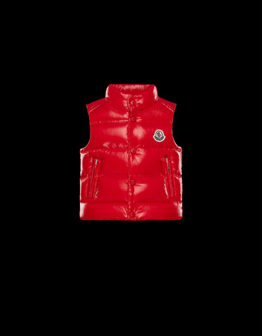 BERNARD Red Category Vests Woman