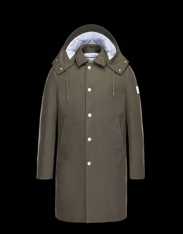 Moncler Coat U TRENCH