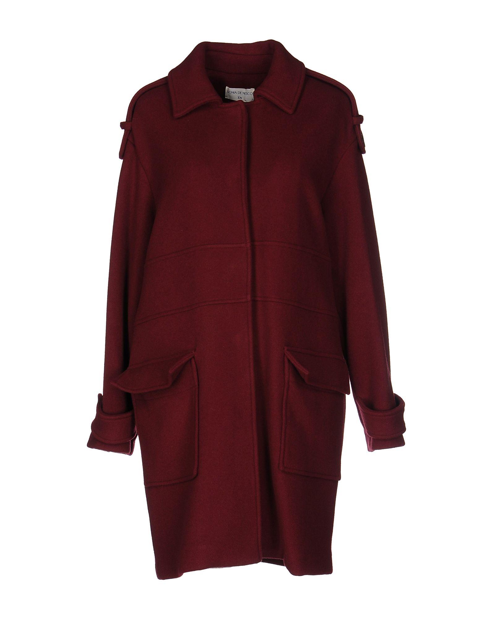 SONIA DE NISCO Пальто sonia de nisco пальто