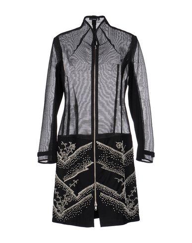 Фото - Легкое пальто от RAHUL MISHRA черного цвета