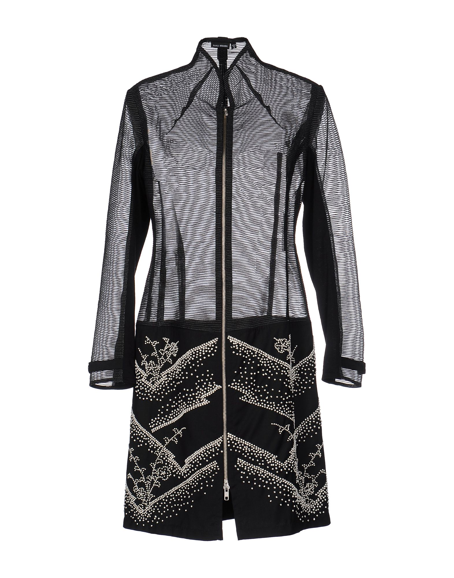 цена RAHUL MISHRA Легкое пальто