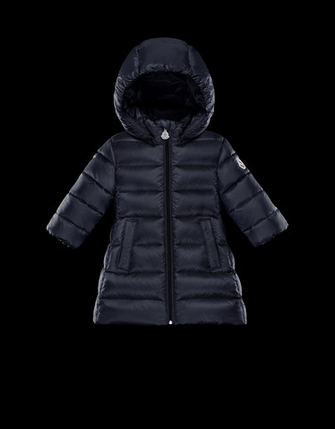 MAJEURE Dark blue Category Coats Woman