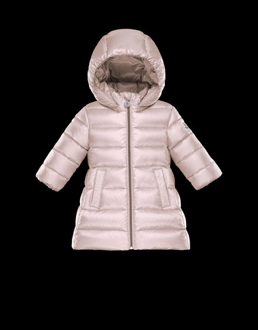 MAJEURE Light pink Category Coats Woman