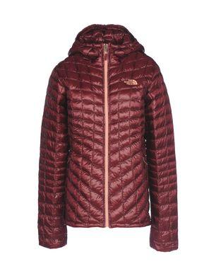 THE NORTH FACE Damen Jacke Farbe Bordeaux Größe 4 Sale Angebote Lindenau