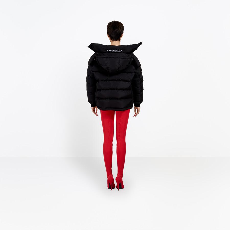 BALENCIAGA Swing Puffer Jacket Coats D d