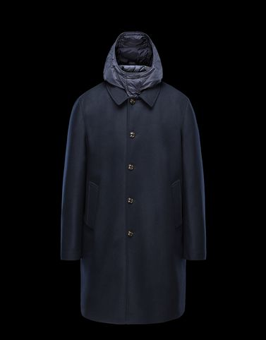 Moncler Coat U TILLEUL