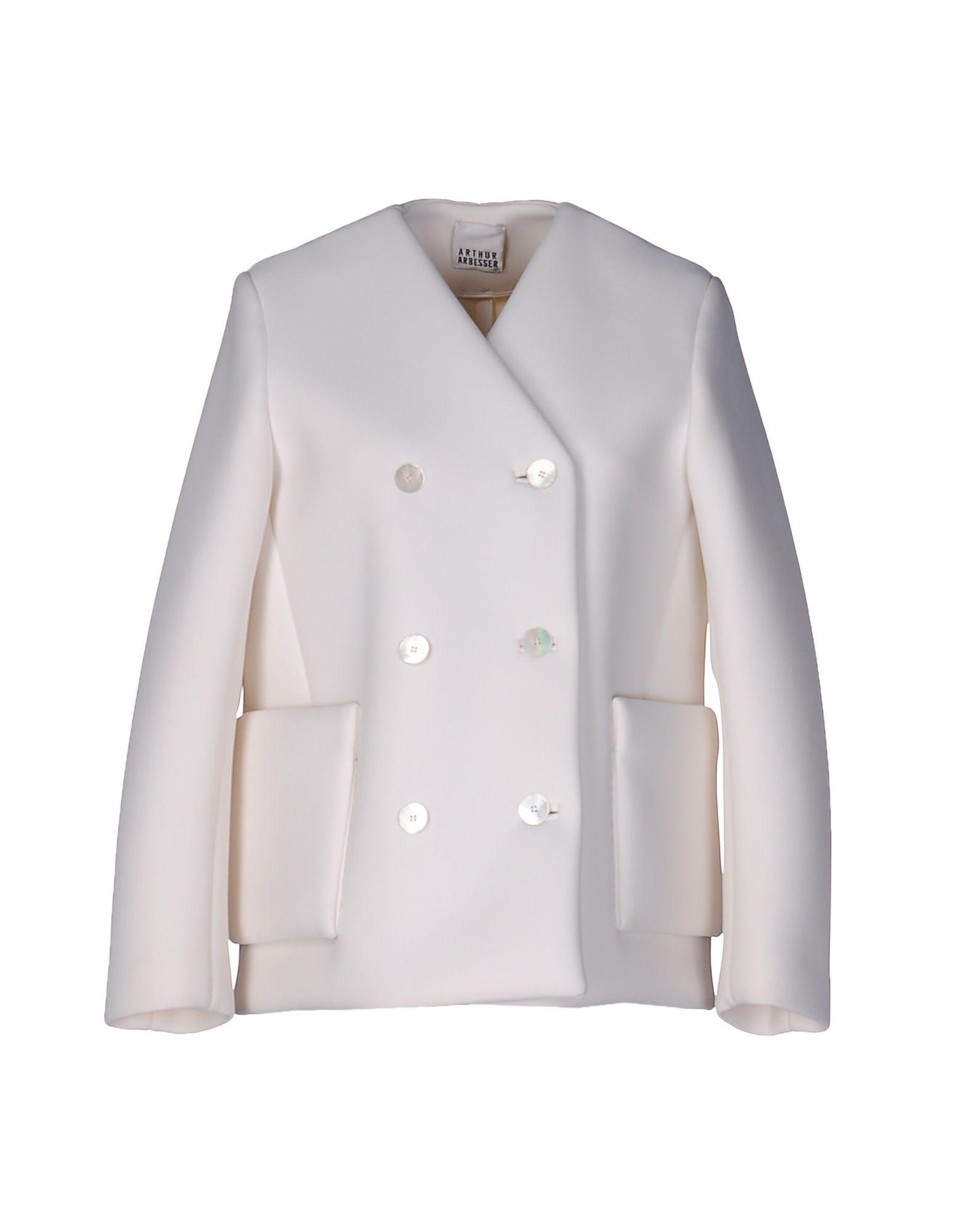 ARTHUR ARBESSER Blazer in White