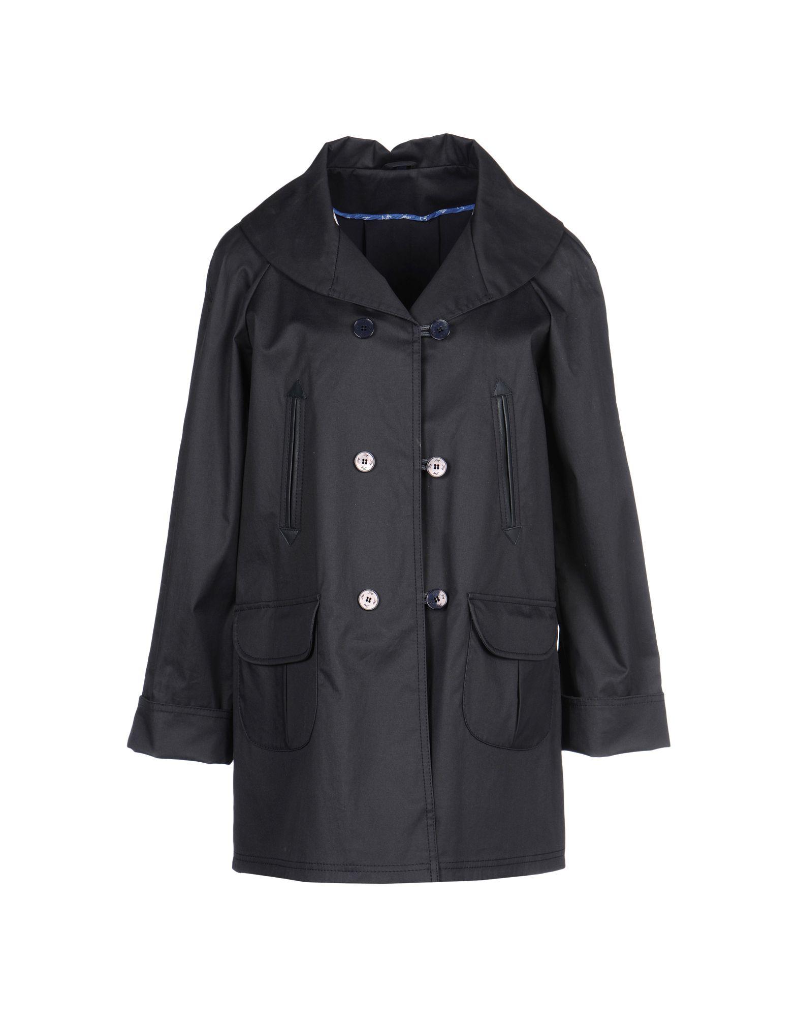 FAY Легкое пальто пальто зима кожаные рукава цена