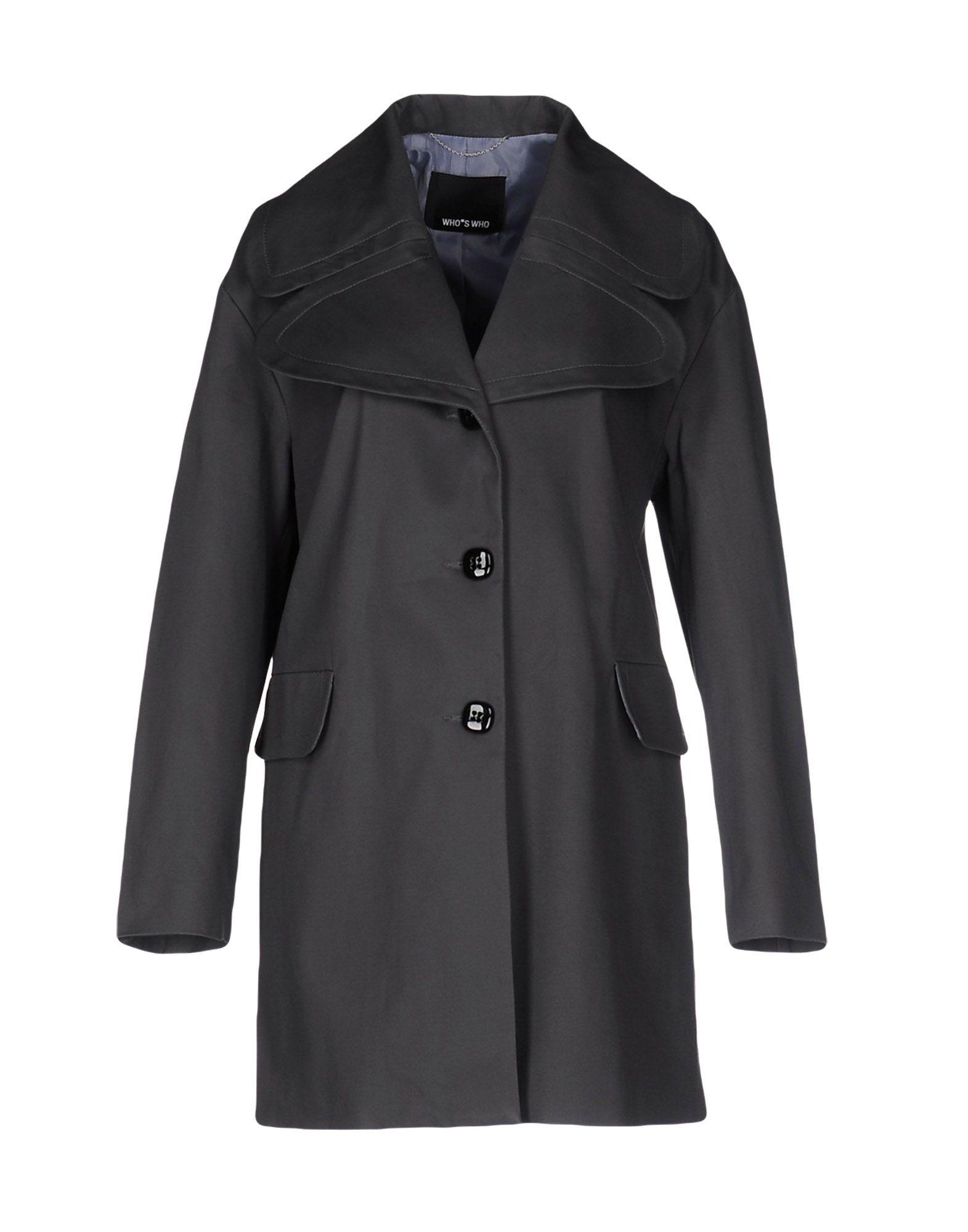 Фото WHO*S WHO Легкое пальто. Купить с доставкой