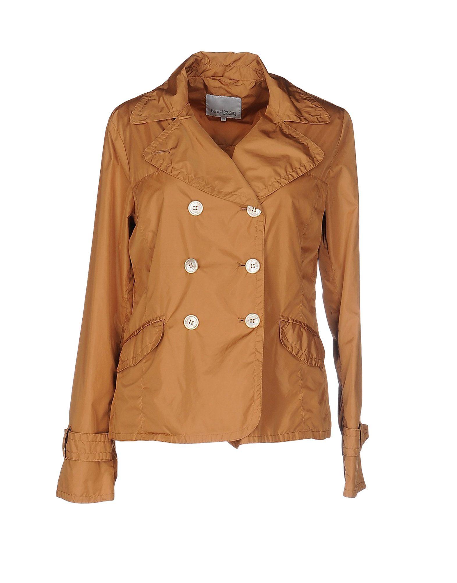 HENRY COTTON'S Легкое пальто mresale легкое пальто