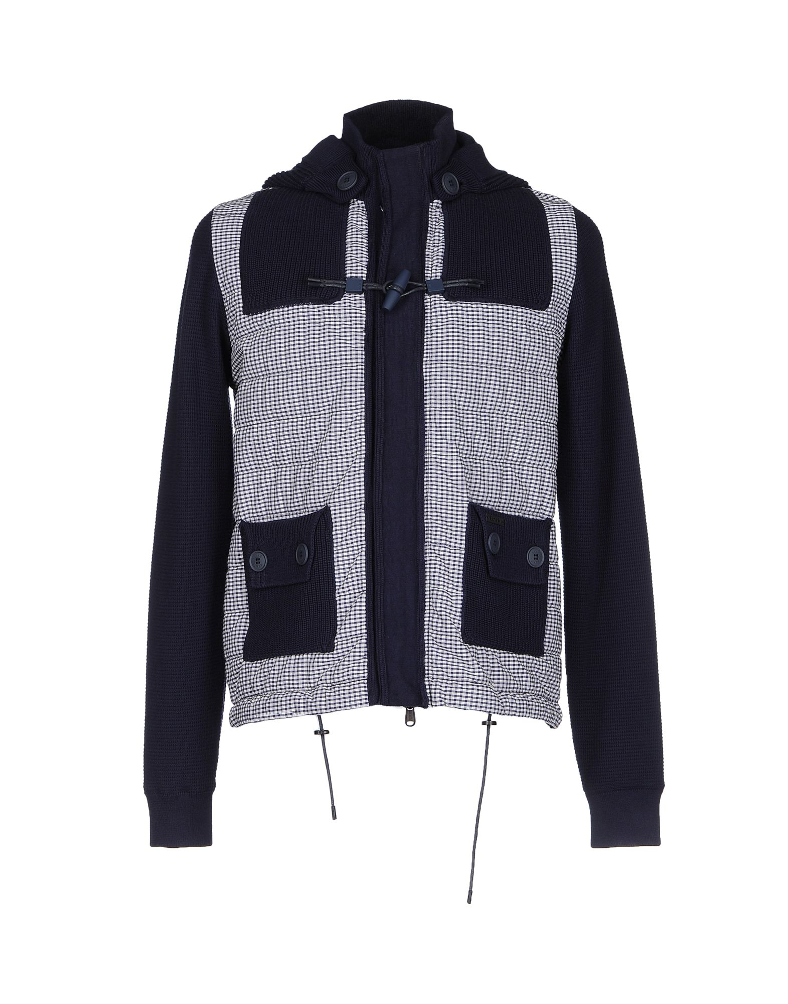 BARK Jacket in Dark Blue