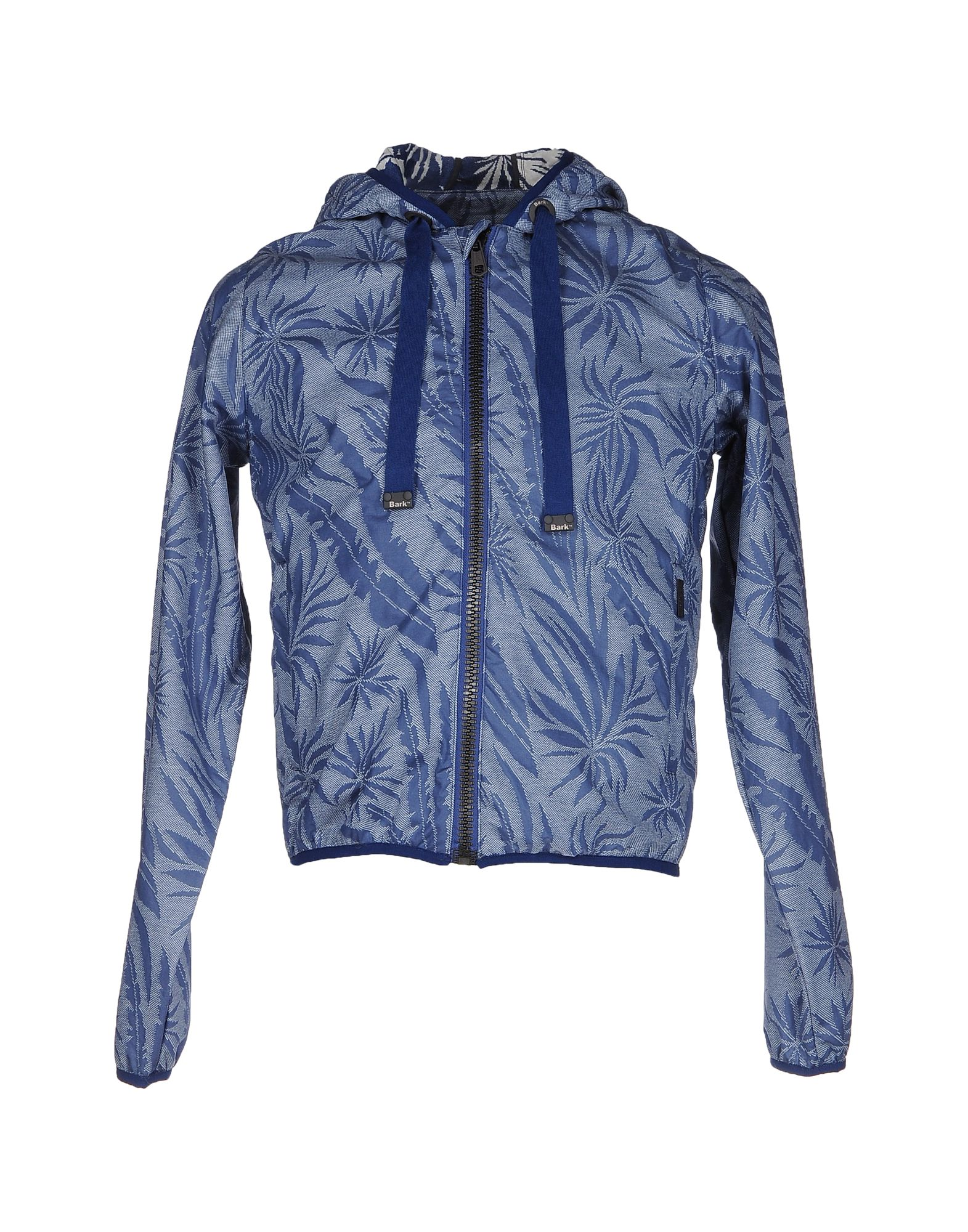 BARK Jacket in Blue