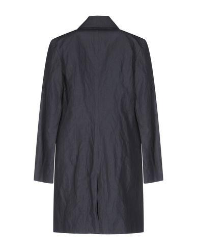 Фото 2 - Легкое пальто от PALTÒ грифельно-синего цвета