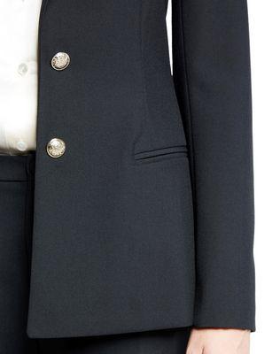 LANVIN HEMP CANVAS TAILORED JACKET Jacket D a