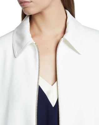 LANVIN ALBÈNE ZIPPERED JACKET Jacket D r